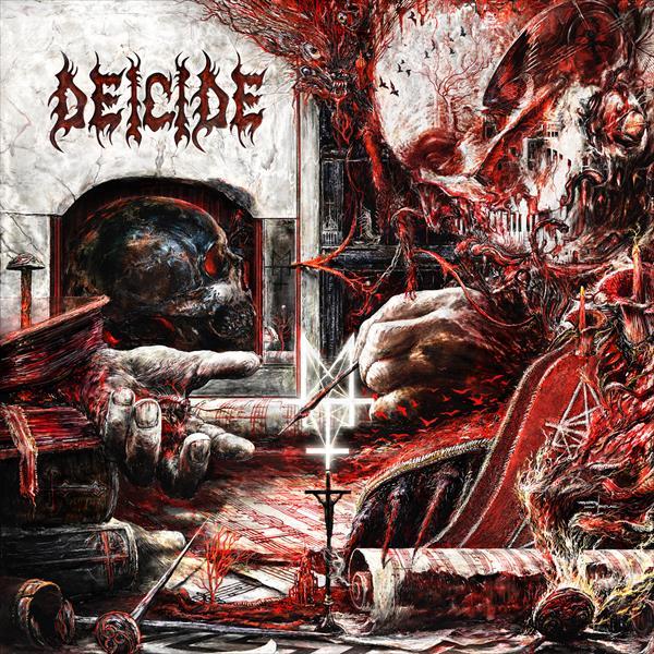 deicide overtures of blasphemy album cover