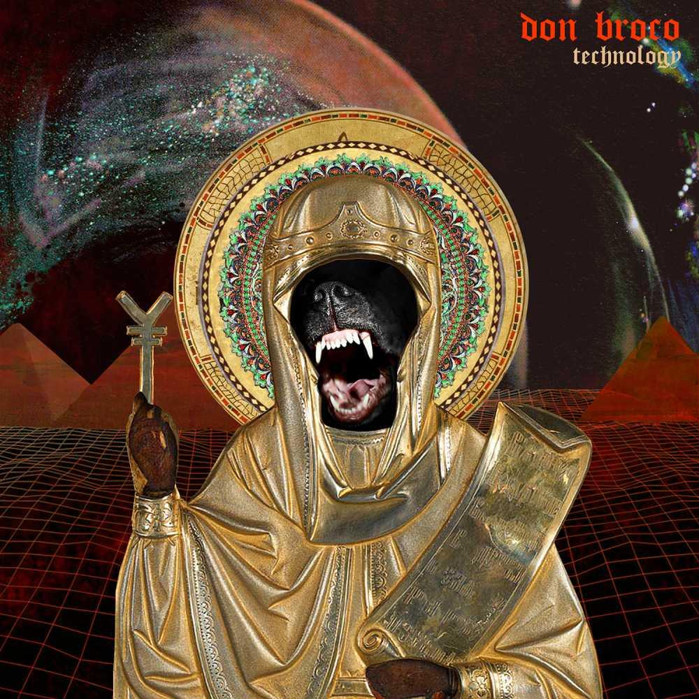 don broco technology album cover