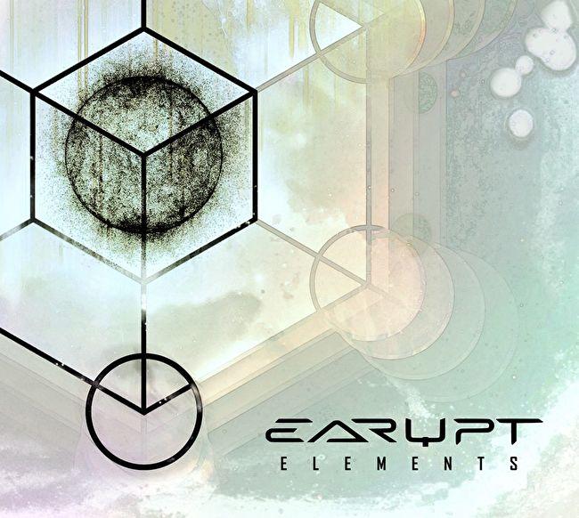 earupt elements album cover