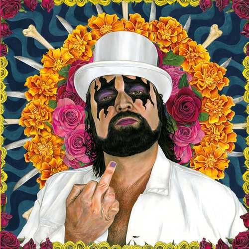hank von hell egomania album cover