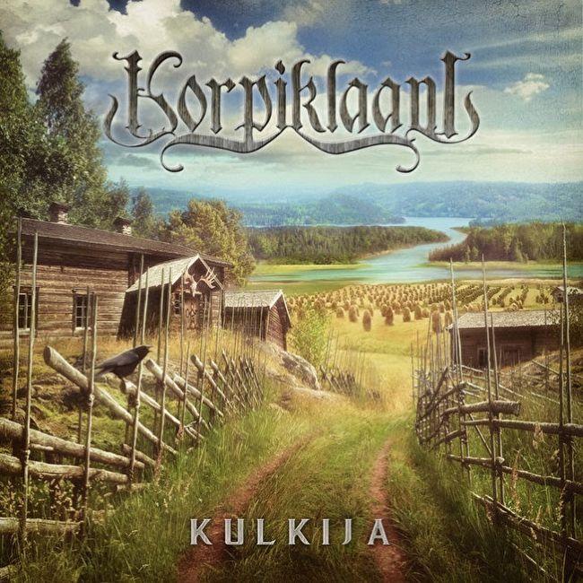 korpiklaani kulija album cover