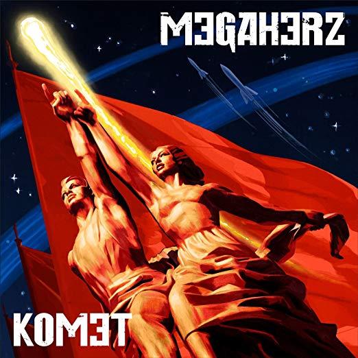 megaherz komet album cover