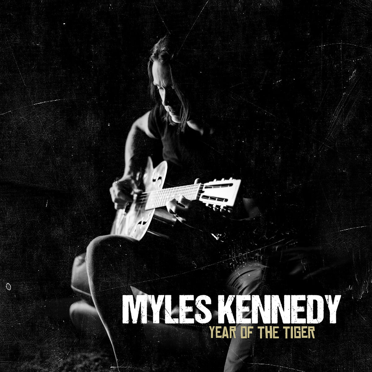 myles kennedy year of the tiger album cover