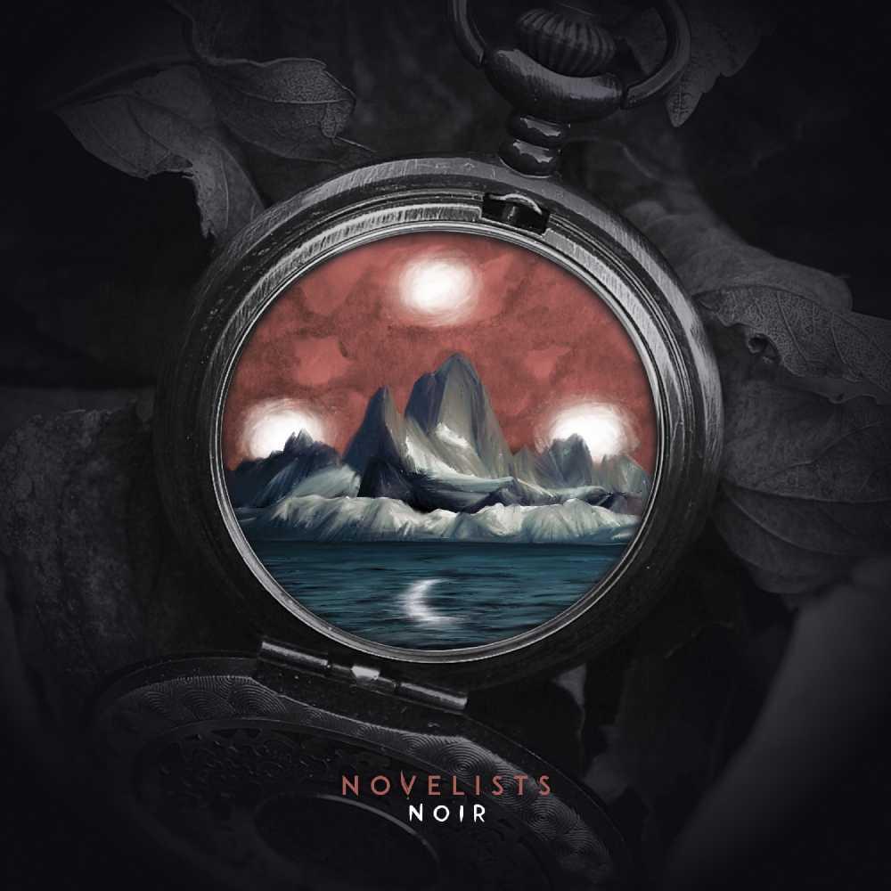 novelists noir album cover