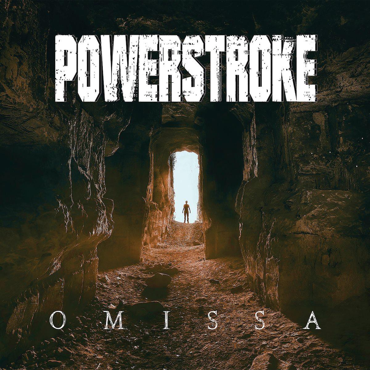 powerwolk omissa album cover