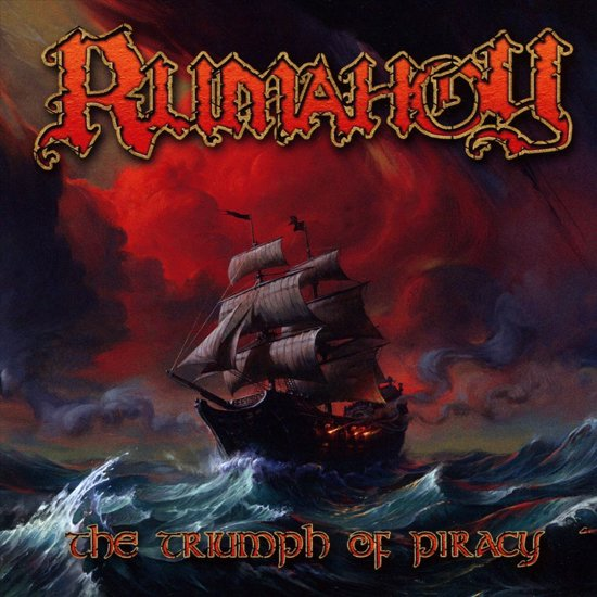 rumahoy the triumph of piracy album cover