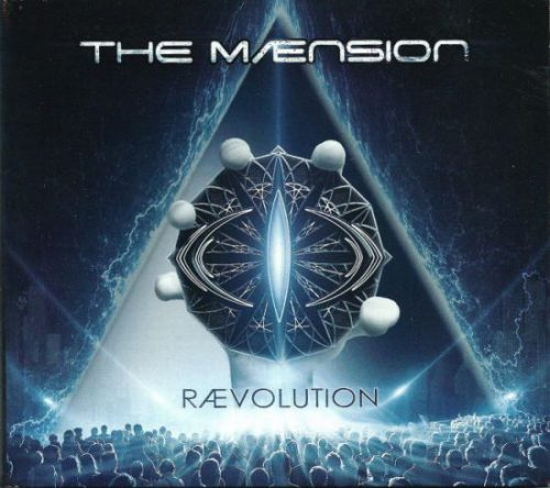the maension raevolution album cover