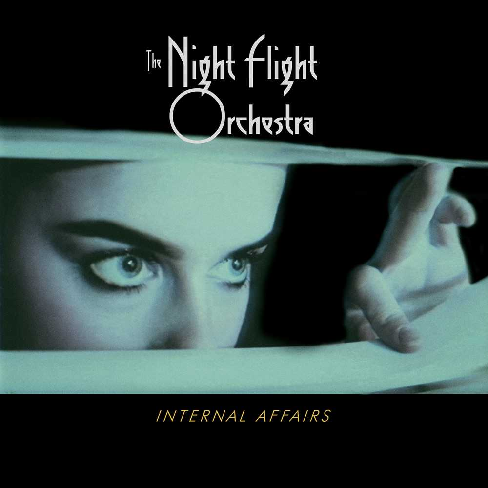 the night flight orchestra internal affairs album cover