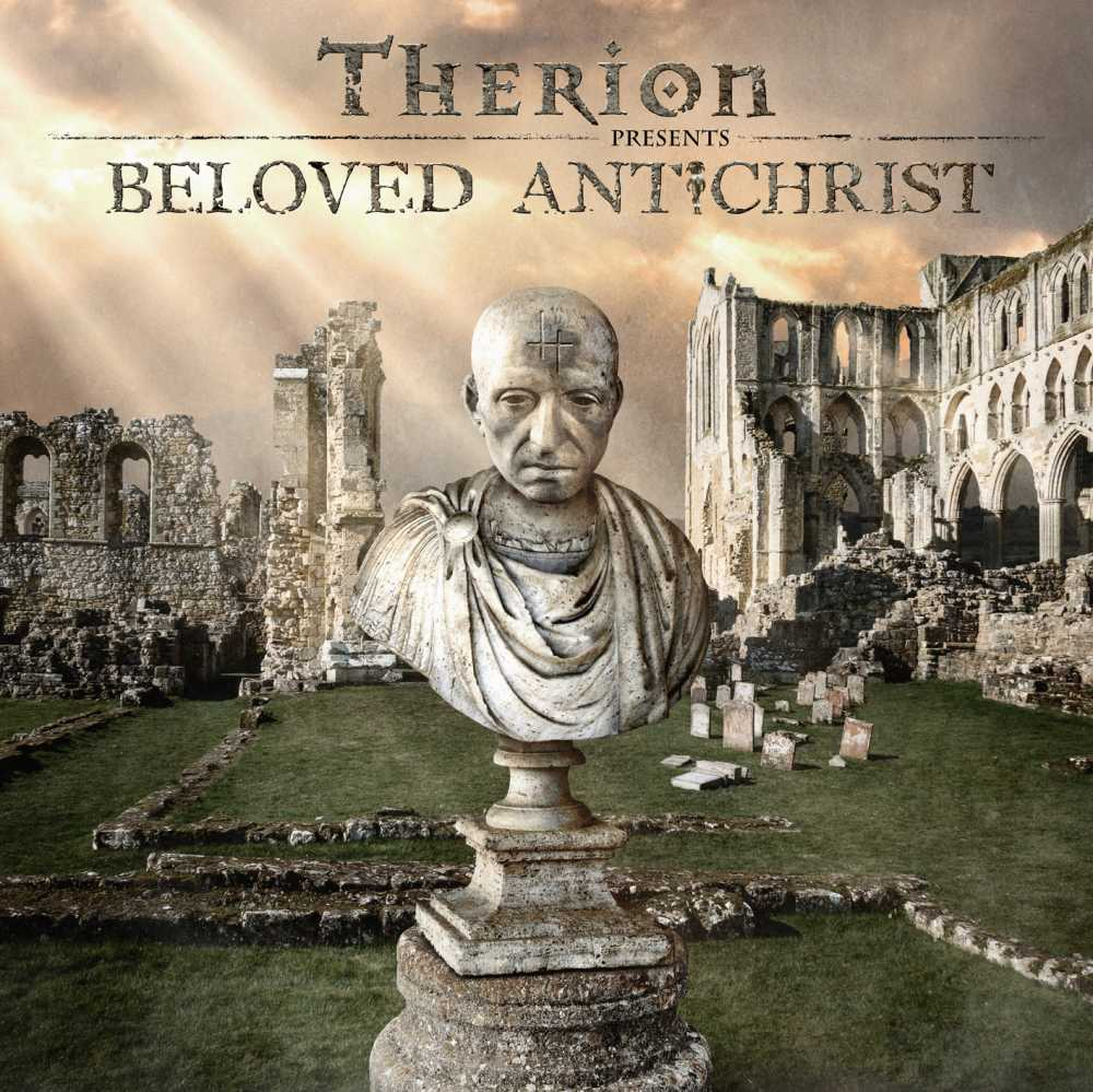 therion beloved antichrist album cover