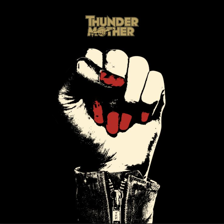 thundermother album cover