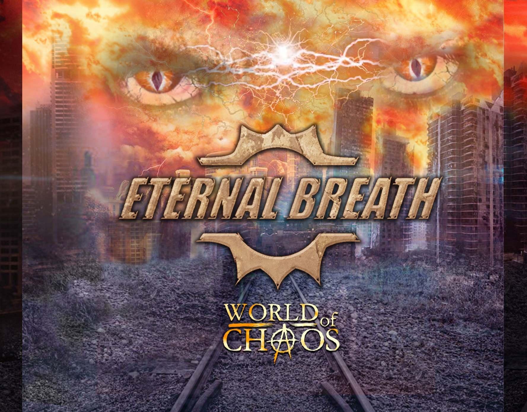 eternal breath world in chaos album cover