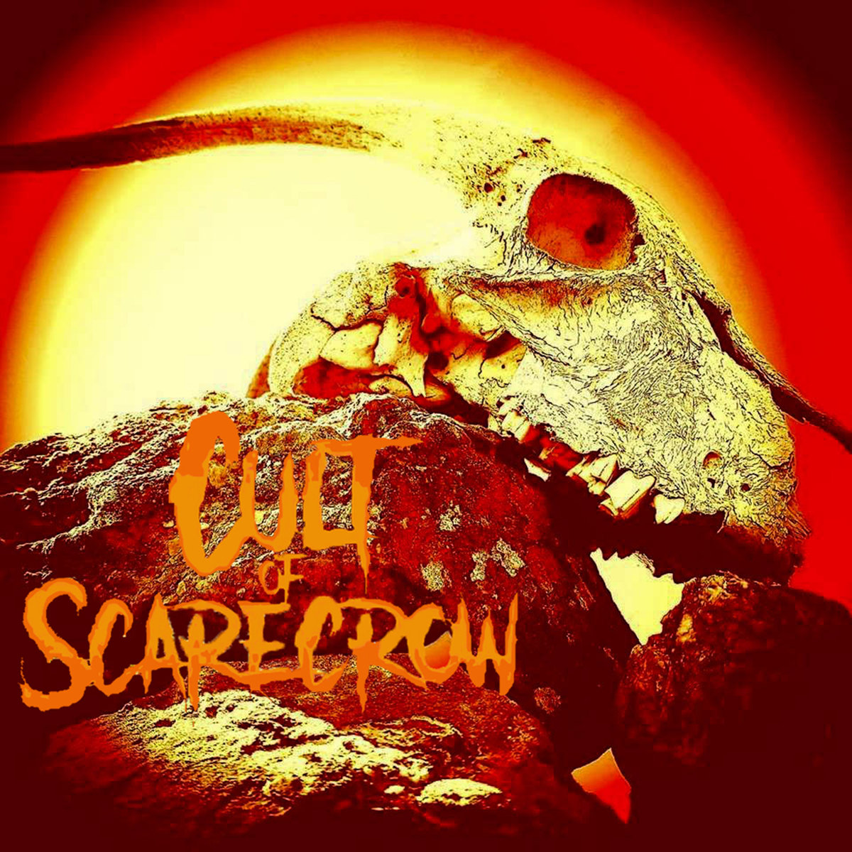 cult of scarecrow album cover
