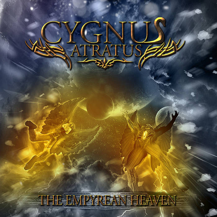 cygnus atratus the empyrean heaven album cover