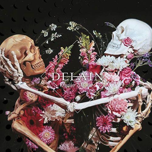 delain hunter's moon album cover