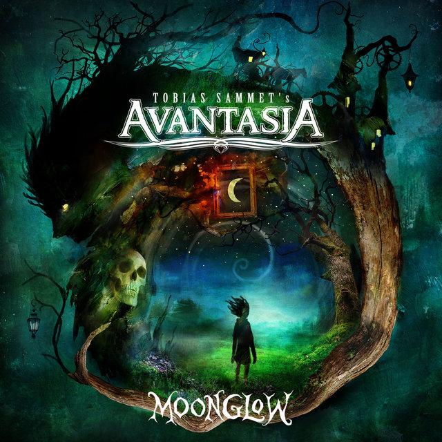 avantasia moonglow album cover
