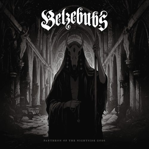 belzebubs pantheon of the nightside gods album cover