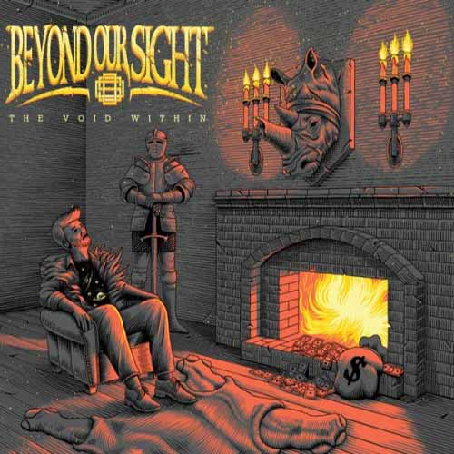 beyond our sight the void within album cover