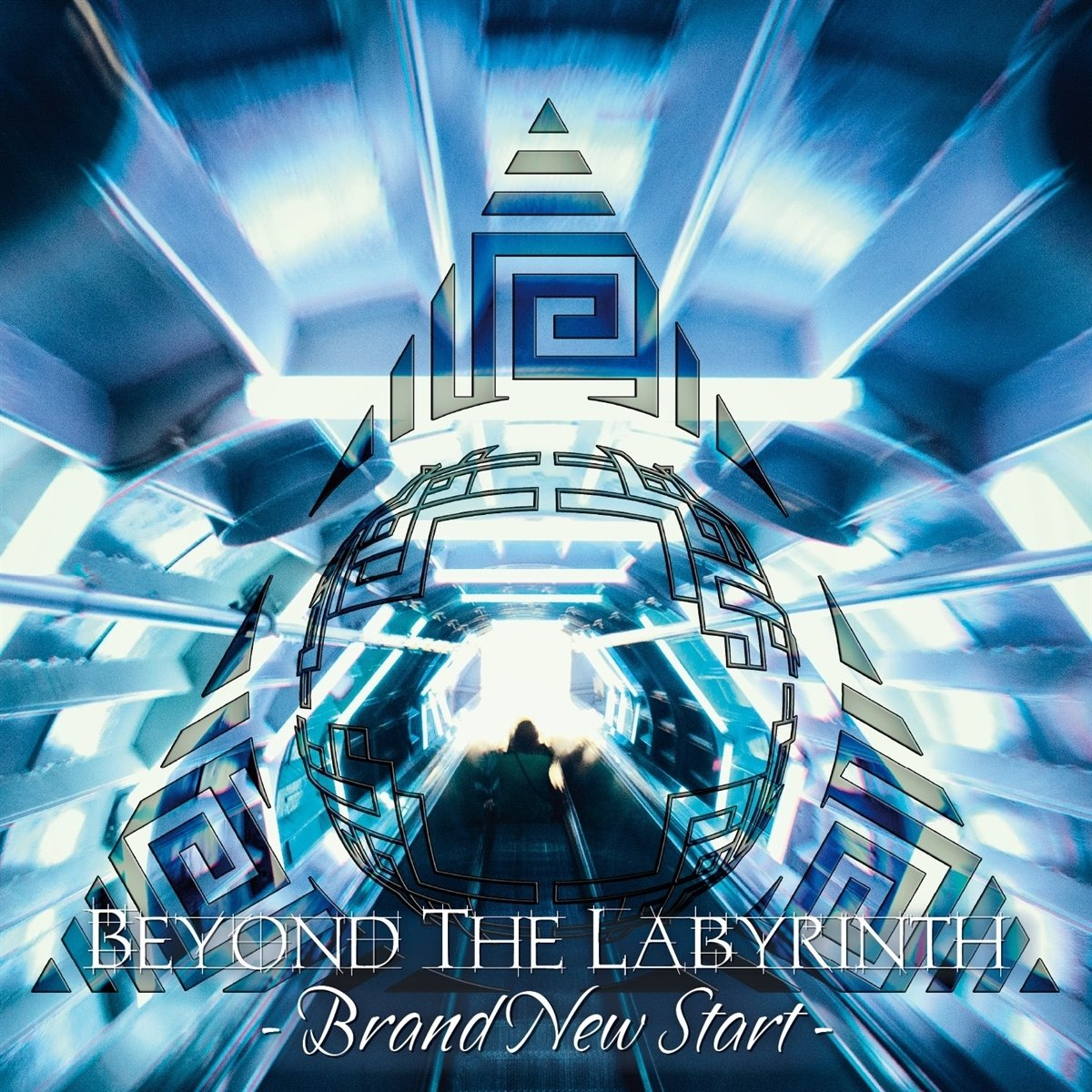 beyond the labyrinth brand new start album cover