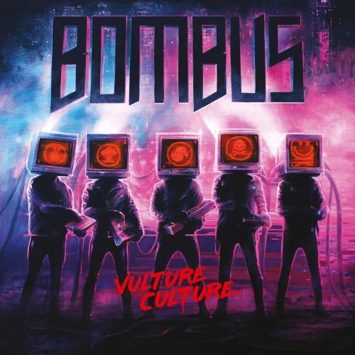 bombus vulture culture album cover