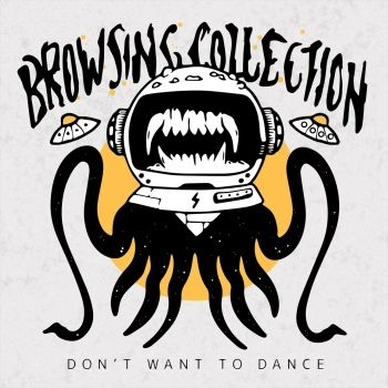 browsing collection don't want to dance album cover