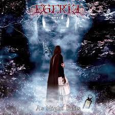 egeria as night falls album cover