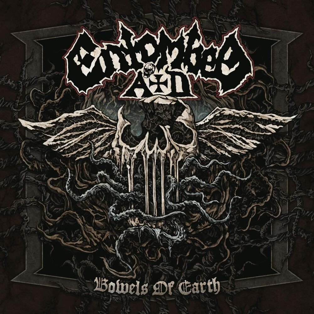entombed a.d. bowels of earth album cover