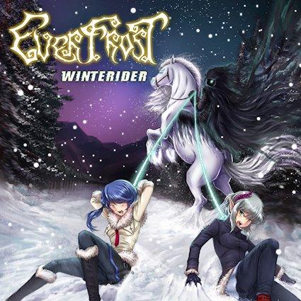 everfrost winterider album cover