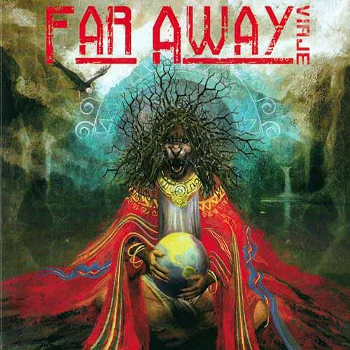 far away viaje album cover