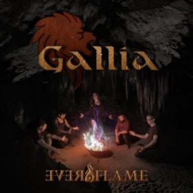 gallia everflame album cover