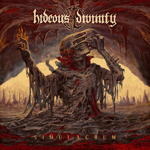 hideous devinity album cover