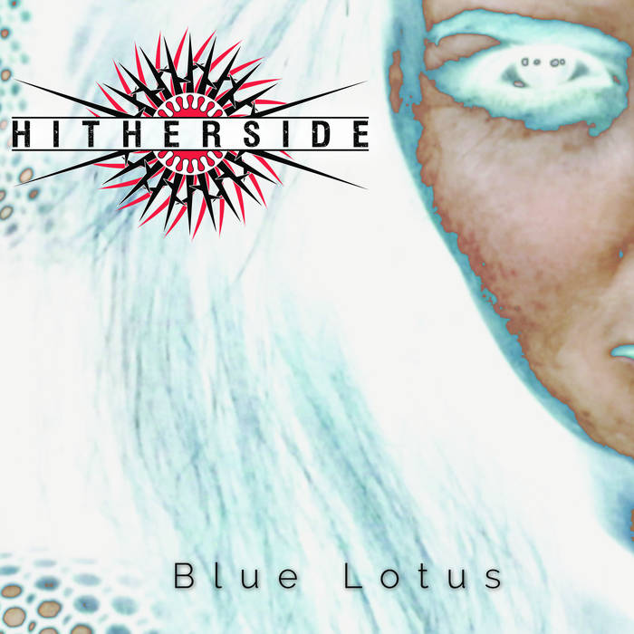 hitherside blue lotus album cover