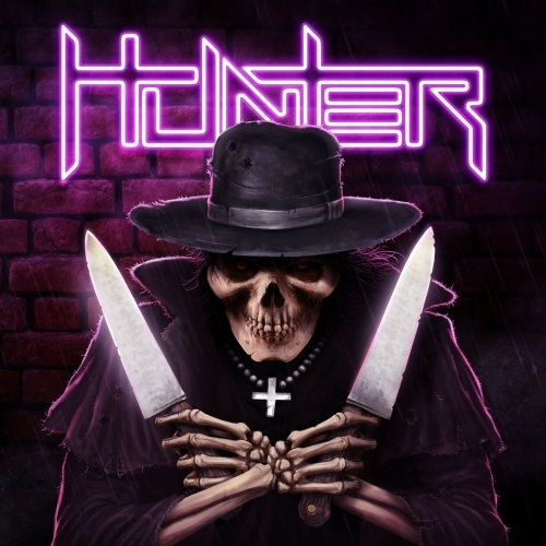 hunter hunter album cover
