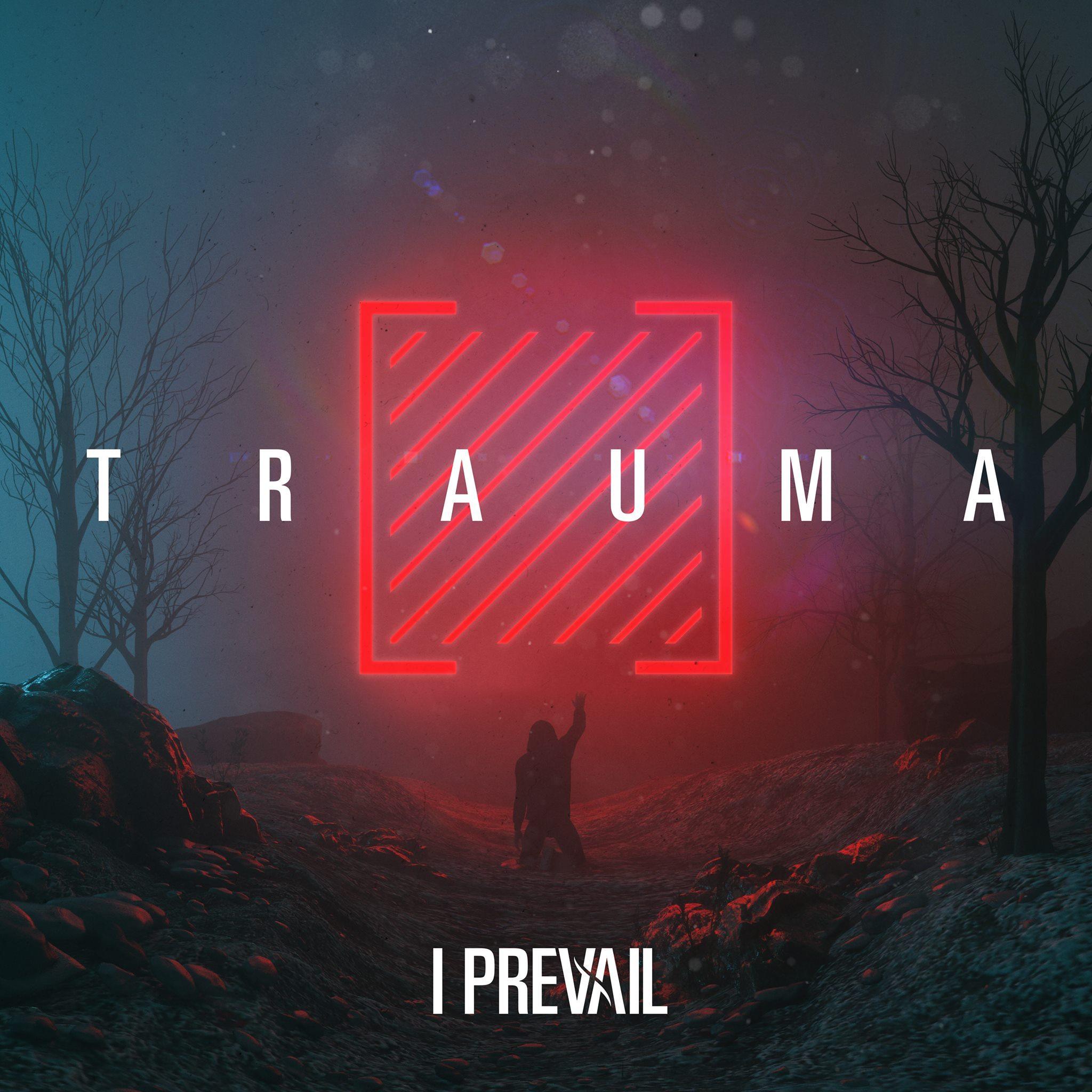 i prevail trauma album cover