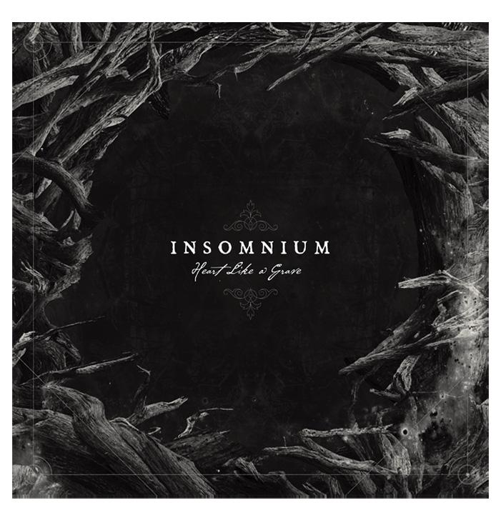 insomnium heart like a grave album cover