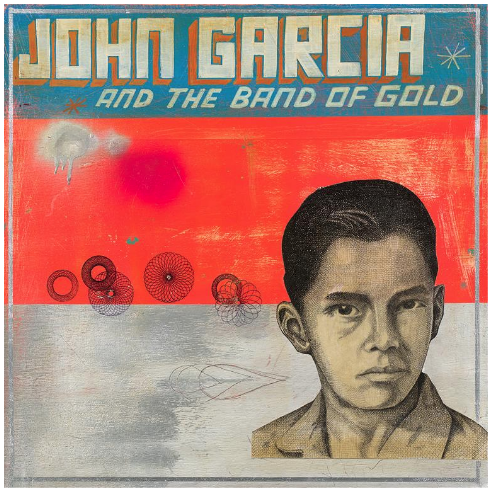 john garcia and the band of gold album cover