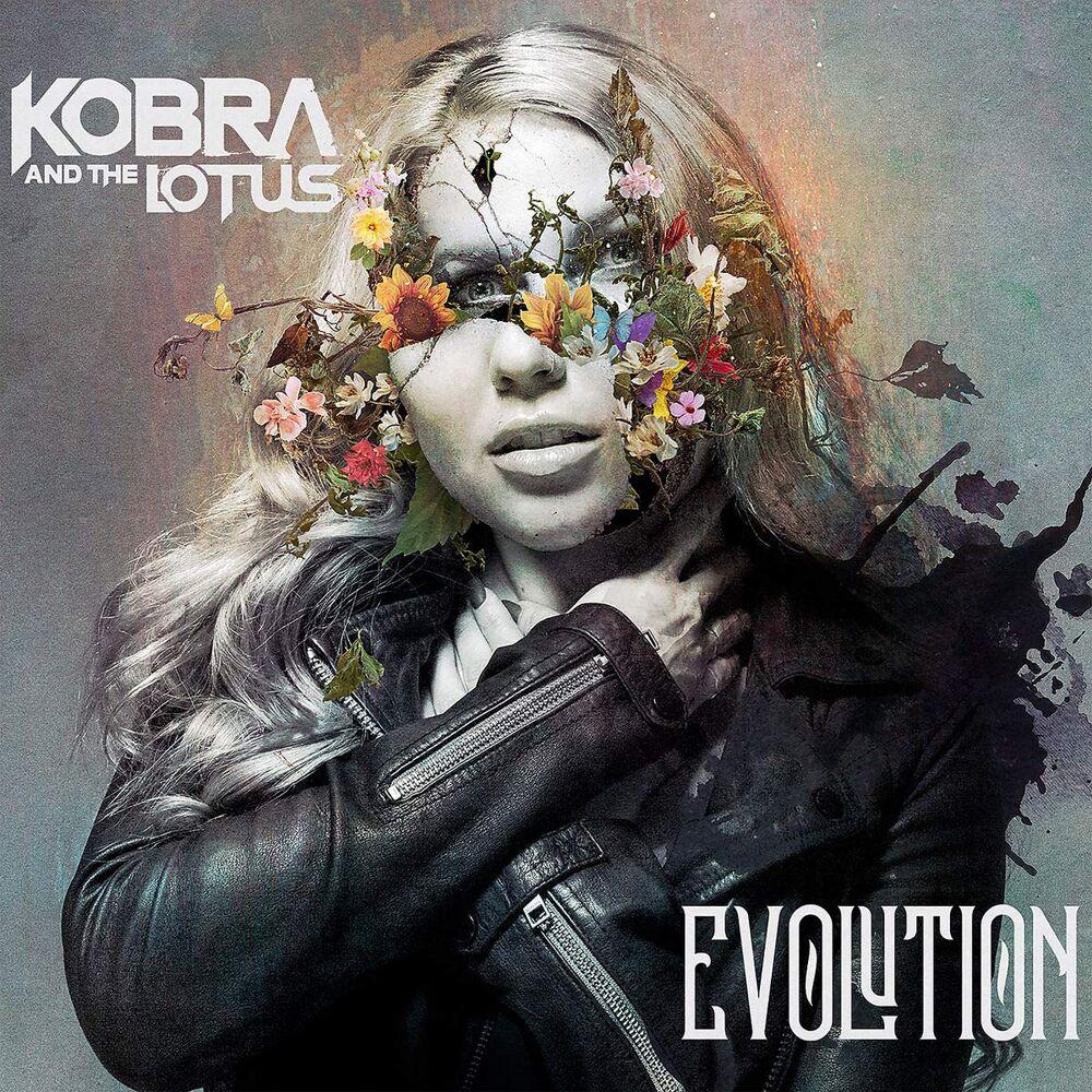 kobra and the lotus evolution album cover