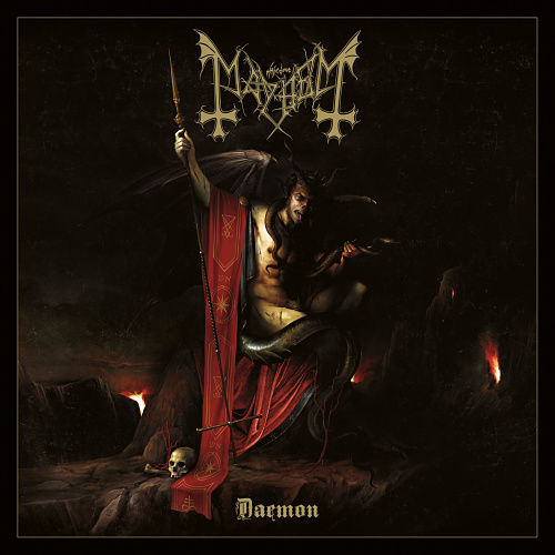 mayhem daemon album coverart