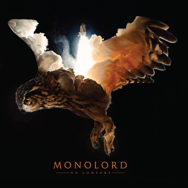 monolord no comfort album cover