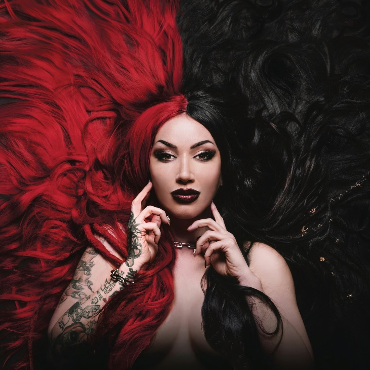 new years day unbreakable album cover
