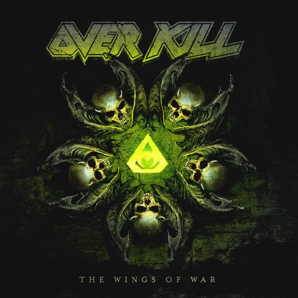 overkill the wings of war album cover