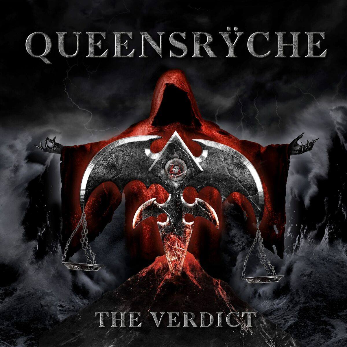 queensryche the verdict album cover