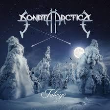 sonata arctica talviyo album cover