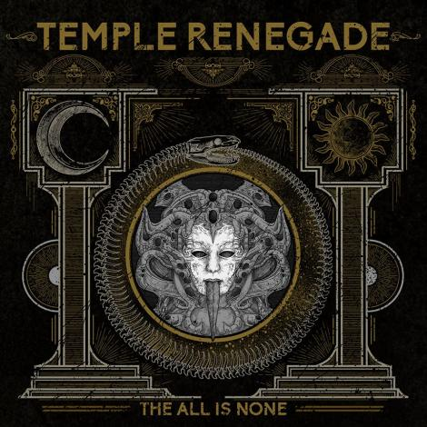 temple renegade the all is none album cover