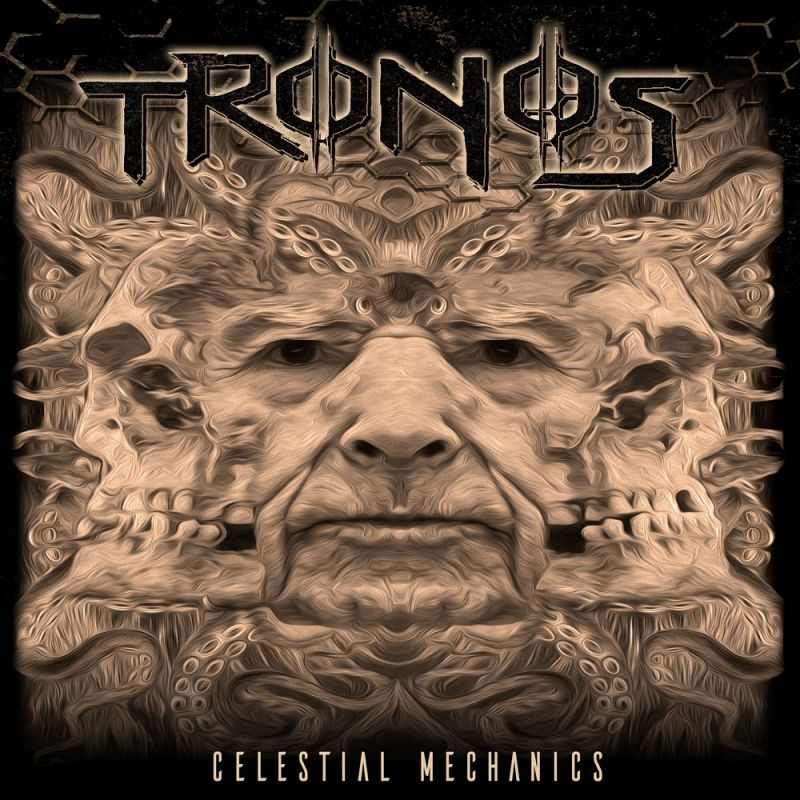 tronos celestial mechanics album cover