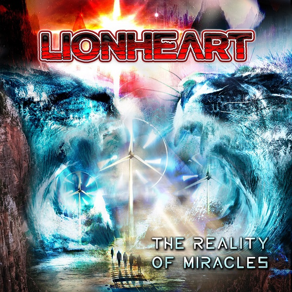 lionheart the reality of miracles album cover