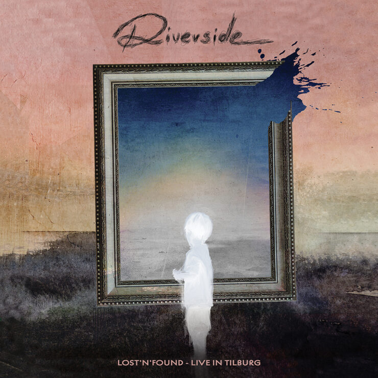 riverside lost 'n found live in tilburg album coverart