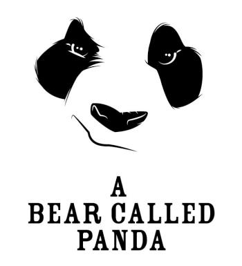 a bear called panda album cover