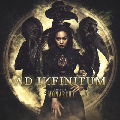 ad infinitum chapter I monarchy album cover