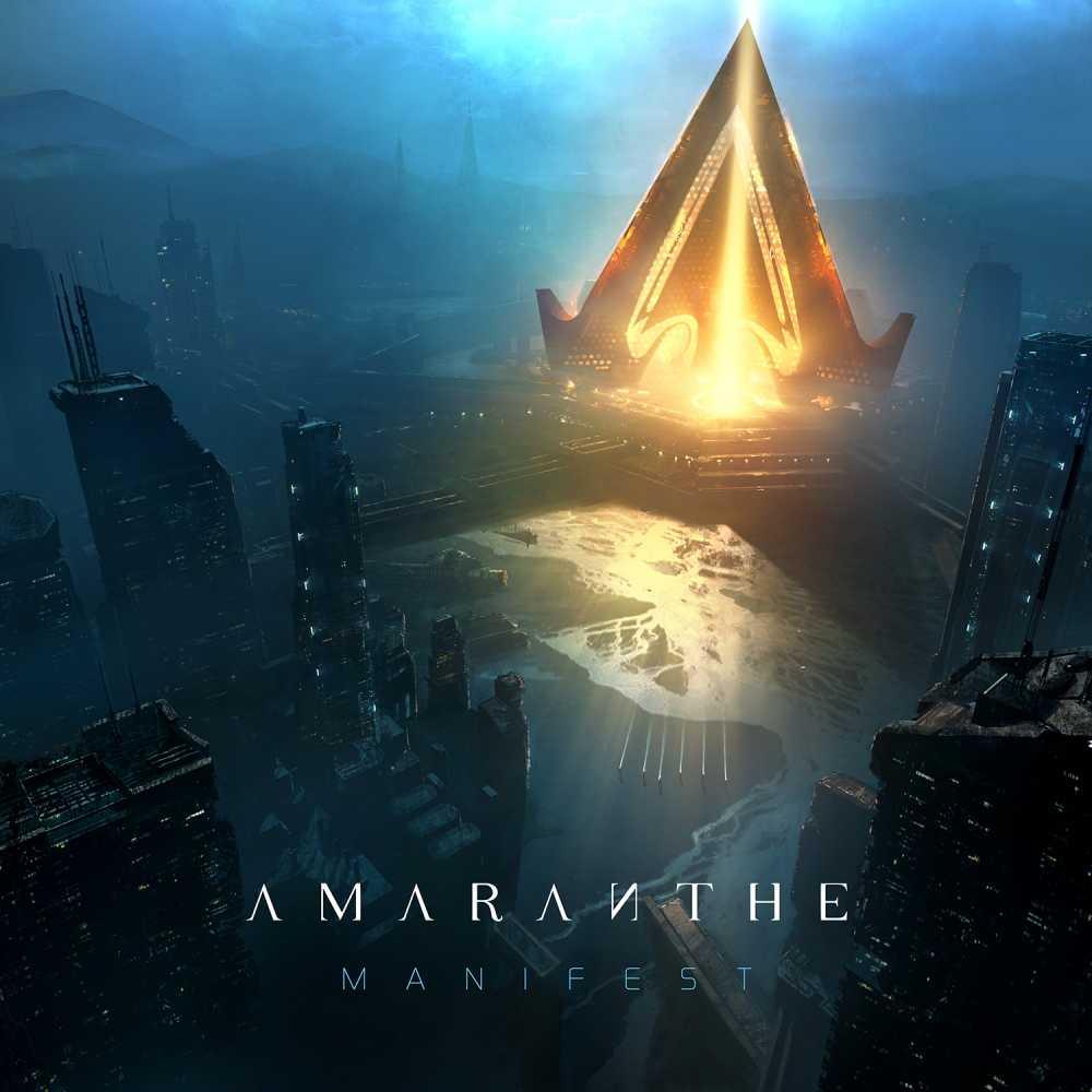 amaranthe manifest album cover
