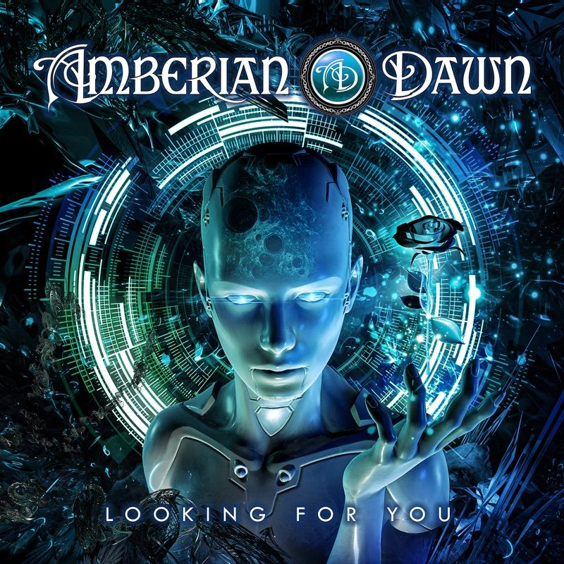 amberian dawn looking for you album cover